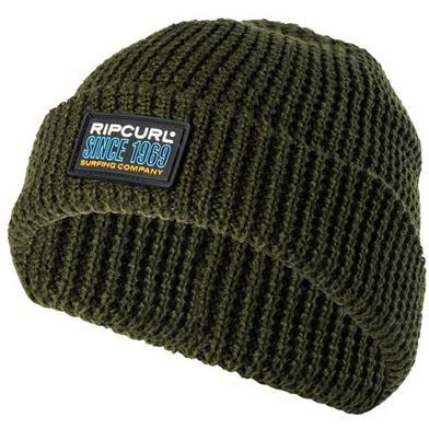 Rip Curl Pill Waffle Beanie Dark Olive. Rip Curl Beanies And Scarves found in Mens Beanies And Scarves & Mens Headwear. Code: CBNDG1
