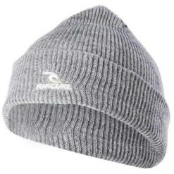 Rip Curl Corpo Wave Beanie Grey Marle. Rip Curl Beanies And Scarves found in Mens Beanies And Scarves & Mens Headwear. Code: CBNDH1