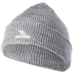 a08a409f Rip Curl Corpo Wave Beanie Grey Marle. Rip Curl Beanies And Scarves found  in Mens ...