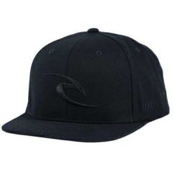 Rip Curl Tepan Snap Back Cap Black. Rip Curl Hats & Caps found in Mens Hats & Caps & Mens Headwear. Code: CCAOE1