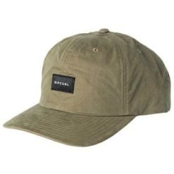 Rip Curl Wilson Sb Cap Dark Olive. Rip Curl Hats & Caps found in Mens Hats & Caps & Mens Headwear. Code: CCAPT1