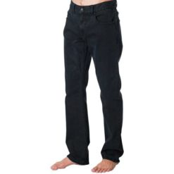 Rip Curl Straight Salt Black Salt Black. Rip Curl Jeans found in Mens Jeans & Mens Bottoms. Code: CDEDB1