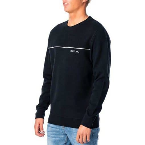 Rip Curl Pipe Crew Black. Rip Curl Sweats found in Mens Sweats & Mens Jackets, Jumpers & Knits. Code: CFEOH1