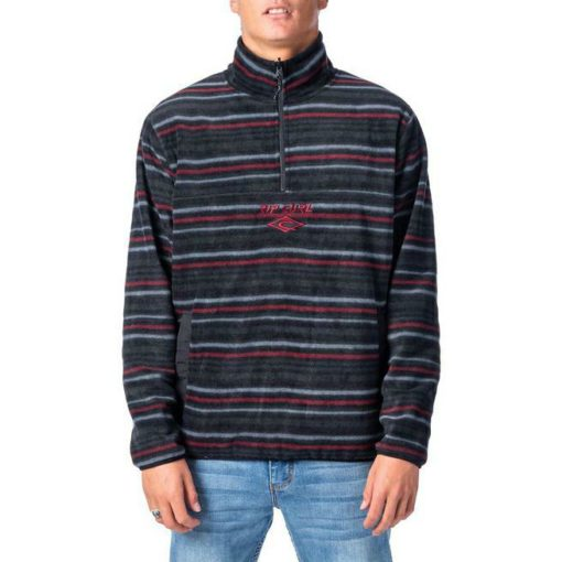 Rip Curl Stripe Revo Zip Through Crew Navy. Rip Curl Sweats found in Mens Sweats & Mens Jackets, Jumpers & Knits. Code: CFEPC1