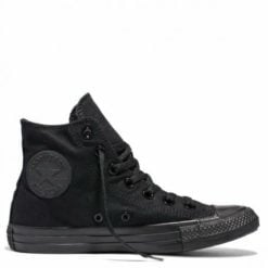 Converse Chuck Taylor Canvas Hi All Black. Converse Shoes found in Mens Shoes & Mens Footwear. Code: CHUCKHI