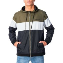 Rip Curl Pill Panel Jacket Dark Olive. Rip Curl Jackets found in Mens Jackets & Mens Tops. Code: CJKDX1