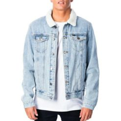 Rip Curl Augustus Washed Denim Jkt Blue. Rip Curl Jackets found in Mens Jackets & Mens Tops. Code: CJKDZ1