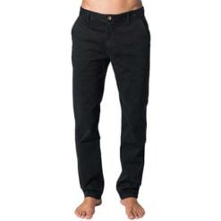 Rip Curl Savage Straight Chino Washed Black. Rip Curl Pants found in Mens Pants & Mens Bottoms. Code: CPADF1