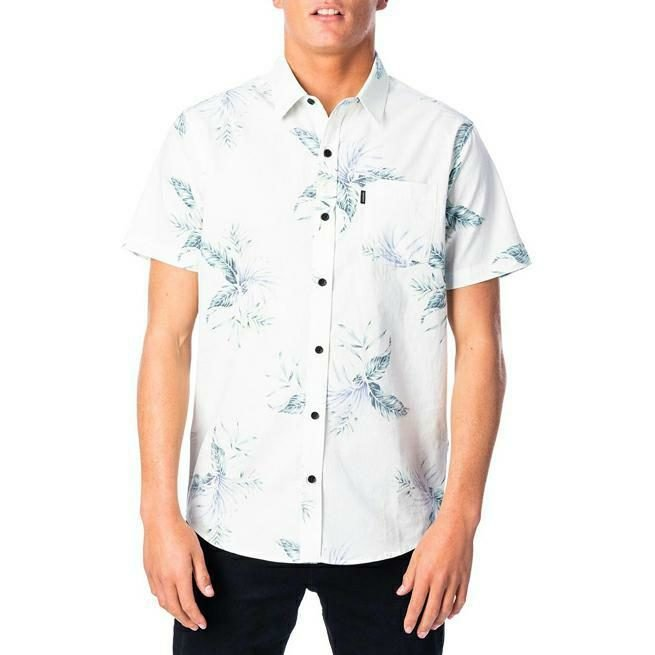 Rip Curl Southshore Short Sleeve Shirt Grey. Rip Curl Shirts - Short Sleeve found in Mens Shirts - Short Sleeve & Mens Shirts. Code: CSHMA1