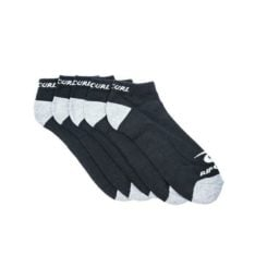 Rip Curl Rip Curl Ankle Sock-5pack Black. Rip Curl Socks, Underwear, Pyjamas found in Mens Socks, Underwear, Pyjamas & Mens Footwear. Code: CSODD1