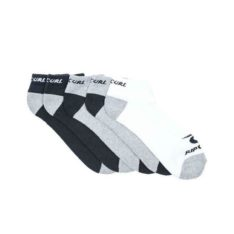 Rip Curl Rip Curl Ankle Sock-5pack Classic. Rip Curl Socks, Underwear, Pyjamas found in Mens Socks, Underwear, Pyjamas & Mens Footwear. Code: CSODD1