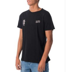 Rip Curl Snakey Tee Black. Rip Curl Tees found in Mens Tees & Mens T-shirts & Singlets. Code: CTEOH2