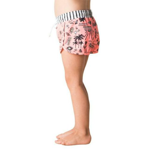 Rip Curl Mini Anak Boardshort Coral. Rip Curl Boardshorts - Fitted Waist found in Toddlers Boardshorts - Fitted Waist & Toddlers Shorts. Code: FBOAI1