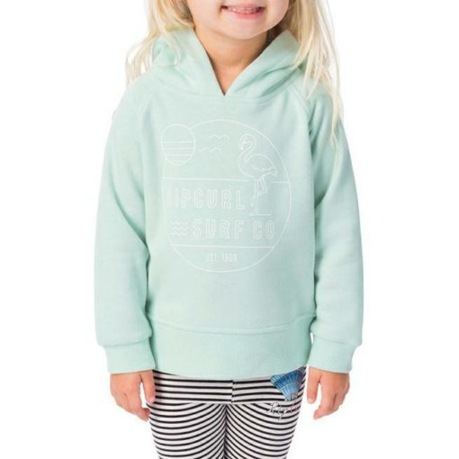 Rip Curl Mini Flamingo Cove Hoody Mint. Rip Curl Hoodies found in Toddlers Hoodies & Toddlers Tops. Code: FFEAR1
