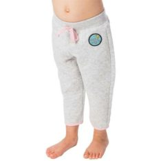 Rip Curl Mini Quilla Track Pant Light Grey Heather. Rip Curl Pants found in Toddlers Pants & Toddlers Pants & Jeans. Code: FPAAP1