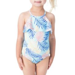 Rip Curl Mini Electricpalms 1piece Aqua. Rip Curl Swimwear - One Piece found in Toddlers Swimwear - One Piece & Toddlers Swimwear. Code: FSIBZ1