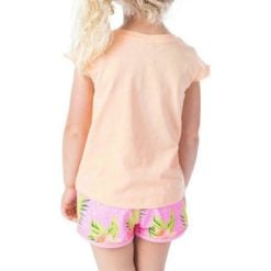 Rip Curl Mini Coco Sands Tee Peach. Rip Curl Tees found in Toddlers Tees & Toddlers T-shirts & Singlets. Code: FTEBR1