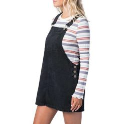 Rip Curl Stringer Pinny Black. Rip Curl Dresses found in Womens Dresses & Womens Tops. Code: GDRHL1