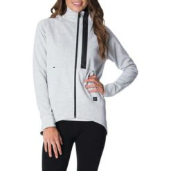 Rip Curl Antiseries Flux Zip Through Hood Light Grey Heather. Rip Curl Hoodies found in Womens Hoodies & Womens Jackets, Jumpers & Knits. Code: GFEFN1