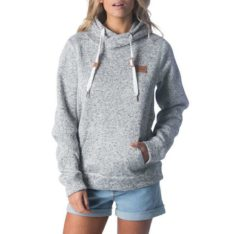 Rip Curl Full Moon Ii Hoody Light Grey Heather. Rip Curl Hoodies found in Womens Hoodies & Womens Jackets, Jumpers & Knits. Code: GFEGP1