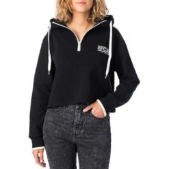 Rip Curl Epic Heights Crop Hoody Black. Rip Curl Hoodies found in Womens Hoodies & Womens Jackets, Jumpers & Knits. Code: GFEHO1