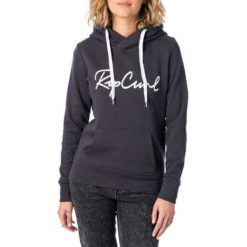 Rip Curl Shapers Script Hoody Nine Iron. Rip Curl Hoodies found in Womens Hoodies & Womens Jackets, Jumpers & Knits. Code: GFEHV1