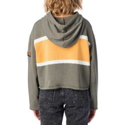 Rip Curl Surf Craft Panel Hoody Olive. Rip Curl Hoodies found in Womens Hoodies & Womens Jackets, Jumpers & Knits. Code: GFEHX1