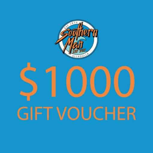 Southern Man $1000 Gift Voucher . Southern Man Gift Vouchers found in Generic Gift Vouchers & Generic Gift Vouchers. Code: GIFTV1000