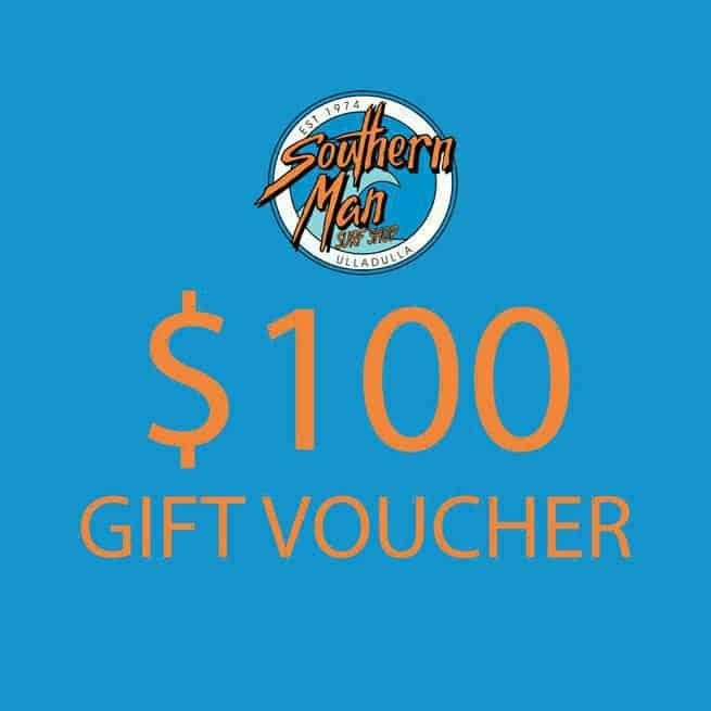 Southern Man $100 Gift Voucher . Southern Man Gift Vouchers found in Generic Gift Vouchers & Generic Vouchers. Code: GIFTV100