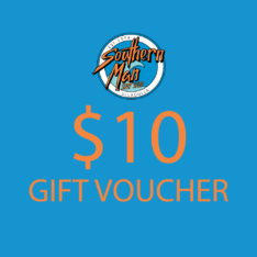 Southern Man $10 Gift Voucher . Southern Man Gift Vouchers found in Generic Gift Vouchers & Generic Vouchers. Code: GIFTV10