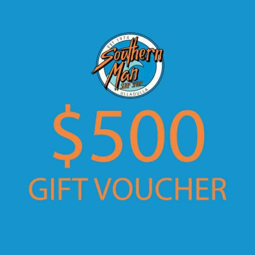 Southern Man $500 Gift Voucher . Southern Man Gift Vouchers found in Generic Gift Vouchers & Generic Gift Vouchers. Code: GIFTV500