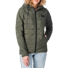 Rip Curl The Search Puffer Jacket Olive. Rip Curl Jackets found in Womens Jackets & Womens Jackets, Jumpers & Knits. Code: GJKCL1