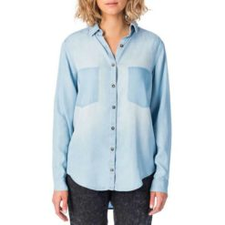 Rip Curl Bluff Long Sleeve Shirt Vintage Blue. Rip Curl Shirts - Long Sleeve found in Womens Shirts - Long Sleeve & Womens Shirts. Code: GSHFC1