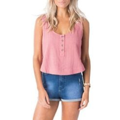 Rip Curl Koa Cami Rust. Rip Curl Fashion Tops found in Womens Fashion Tops & Womens Tops. Code: GSHZN3