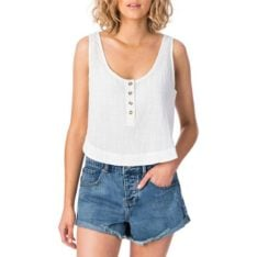 Rip Curl Koa Cami White. Rip Curl Fashion Tops in Womens Fashion Tops & Womens Tops. Code: GSHZN3