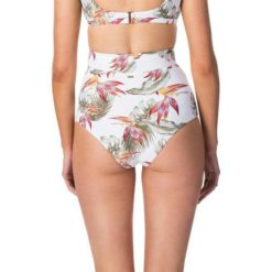 Rip Curl Loloma Hi Cut Cheeky Pant White. Rip Curl Swimwear - Separates found in Womens Swimwear - Separates & Womens Swimwear. Code: GSIAJ2