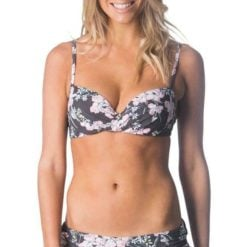 Rip Curl Nalu B/c Top Dark Grey. Rip Curl Swimwear - Separates found in Womens Swimwear - Separates & Womens Swimwear. Code: GSIWC1