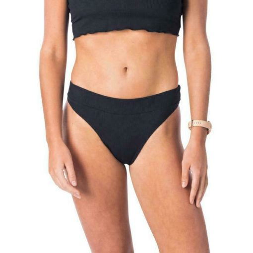 Rip Curl Premium Se Cheeky Hi Cut Black. Rip Curl Swimwear - Separates found in Womens Swimwear - Separates & Womens Swimwear. Code: GSIZO1