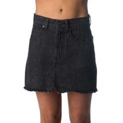 Rip Curl Vixen Skirt Washed Black. Rip Curl Skirts found in Womens Skirts & Womens Skirts, Dresses & Jumpsuits. Code: GSKDD1