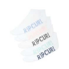 Rip Curl Essentials Sock-5 Pack White. Rip Curl Socks, Underwear, Pyjamas found in Womens Socks, Underwear, Pyjamas & Womens Footwear. Code: GSOBC1