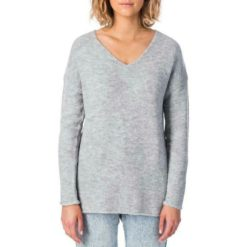 Rip Curl Dew V Neck Sweater Light Grey Heather. Rip Curl Sweats found in Womens Sweats & Womens Jackets, Jumpers & Knits. Code: GSWGN1