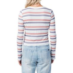 Rip Curl Rigby Crop L/s Tee Multico. Rip Curl Tees - Long Sleeve found in Womens Tees - Long Sleeve & Womens T-shirts & Singlets. Code: GTEBB2