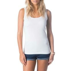 Rip Curl Plains Singlet White. Rip Curl Tops - Tank found in Womens Tops - Tank & Womens Tops. Code: GTENY1