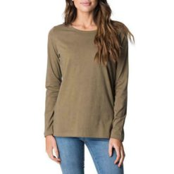 Rip Curl Plains Long Sleeve Tee Olive. Rip Curl Tees - Long Sleeve found in Womens Tees - Long Sleeve & Womens T-shirts & Singlets. Code: GTEUR1