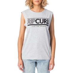 Rip Curl Epic Heights Muscle Light Grey Heather. Rip Curl Singlets & Tanks found in Womens Singlets & Tanks & Womens T-shirts & Singlets. Code: GTEZB1