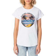 Rip Curl Boston Road Tee White. Rip Curl Tees found in Womens Tees & Womens T-shirts & Singlets. Code: GTEZN1