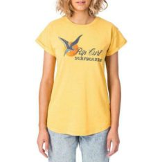 Rip Curl Boston Road Tee Light Yellow. Rip Curl Tees found in Womens Tees & Womens T-shirts & Singlets. Code: GTEZN1