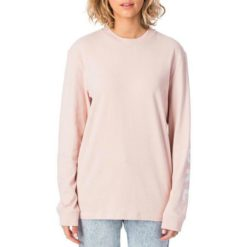 Rip Curl Offshore Long Sleeve Tee Dusty Pink. Rip Curl Tees - Long Sleeve found in Womens Tees - Long Sleeve & Womens T-shirts & Singlets. Code: GTEZR1