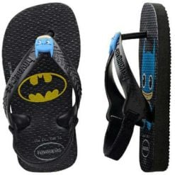 Havaianas Baby New Herois Black Black. Havaianas Thongs found in Toddlers Thongs & Toddlers Footwear. Code: HBPH0091B
