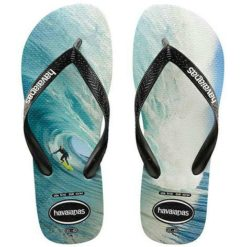 Havaianas Kids Photoprint The Right Black/black/blue. Havaianas Thongs found in Boys Thongs & Boys Footwear. Code: HKPB3983K
